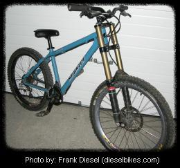Mountain Bike Frame Categories And Disciplines